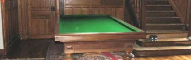Carom Boule French Billiards Table