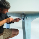 hand-crafted furniture